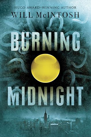 Burning Midnight by Will McIntosh cover