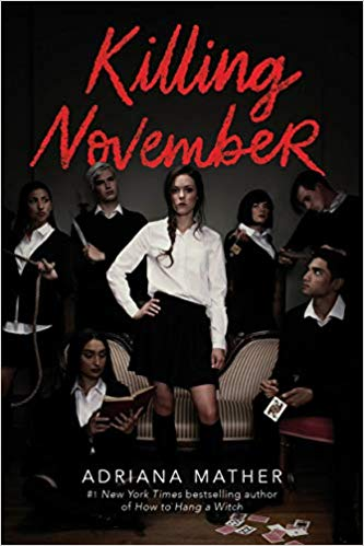 Killing November Book Cover