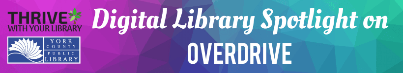 Today we will feature an overview of OverDrive, the free tool for accessing library eBooks and eAudi