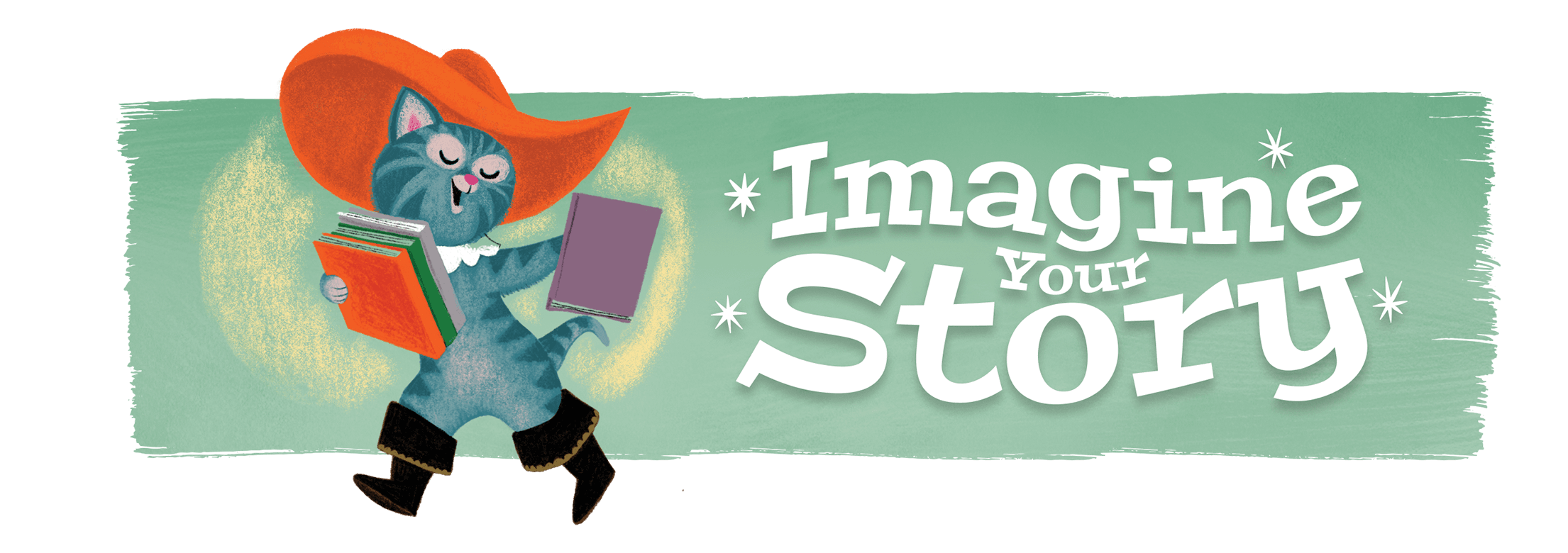 The 2020 Summer Reading Program theme is Imagine Your Story.