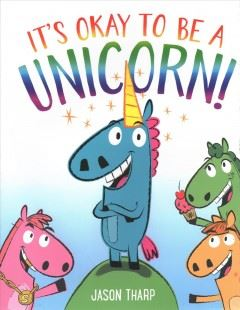 It's Okay to be a Unicorn book cover