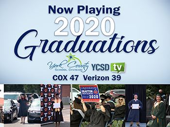 Now Playing - 2020 Graduations