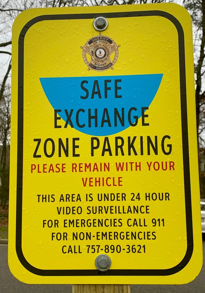 Safe Exchange Zone Parking