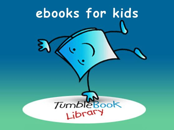 Try TumbleBookLibrary, ebooks for children