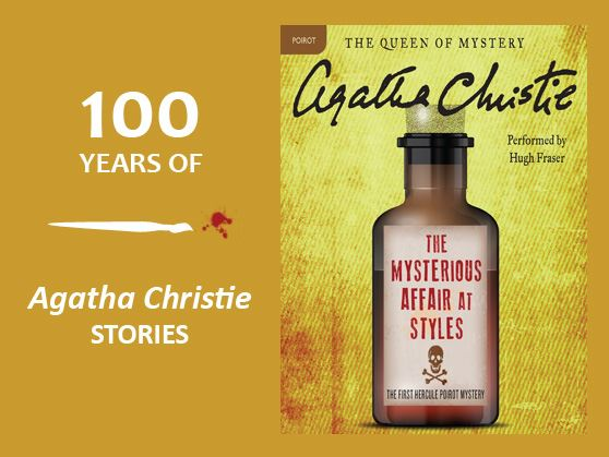 100 Years of Agatha Christie