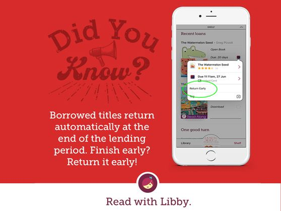Get the most out of the Libby app with these tips