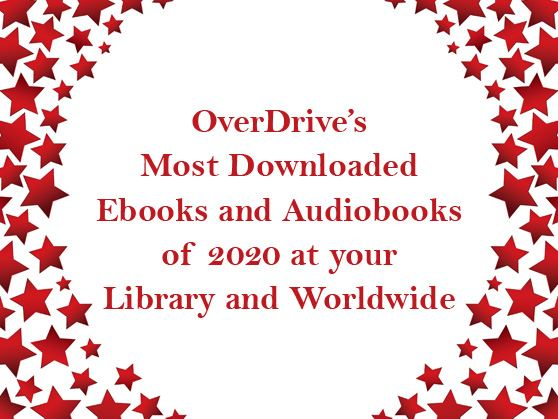 Most downloaded ebooks and audiobooks of 2020