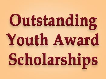 Outstanding Youth Award Scholarships