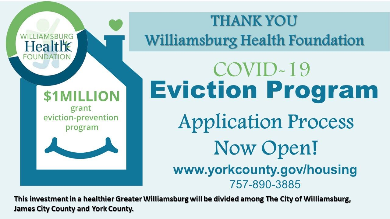 COVID 19 Eviction Program Slide