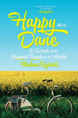 Book cover for Happy as a Dane
