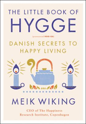 Book cover for The Little Book of Hygge
