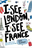 Book cover for I See London I See France