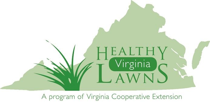 Healthy VA Lawns logo