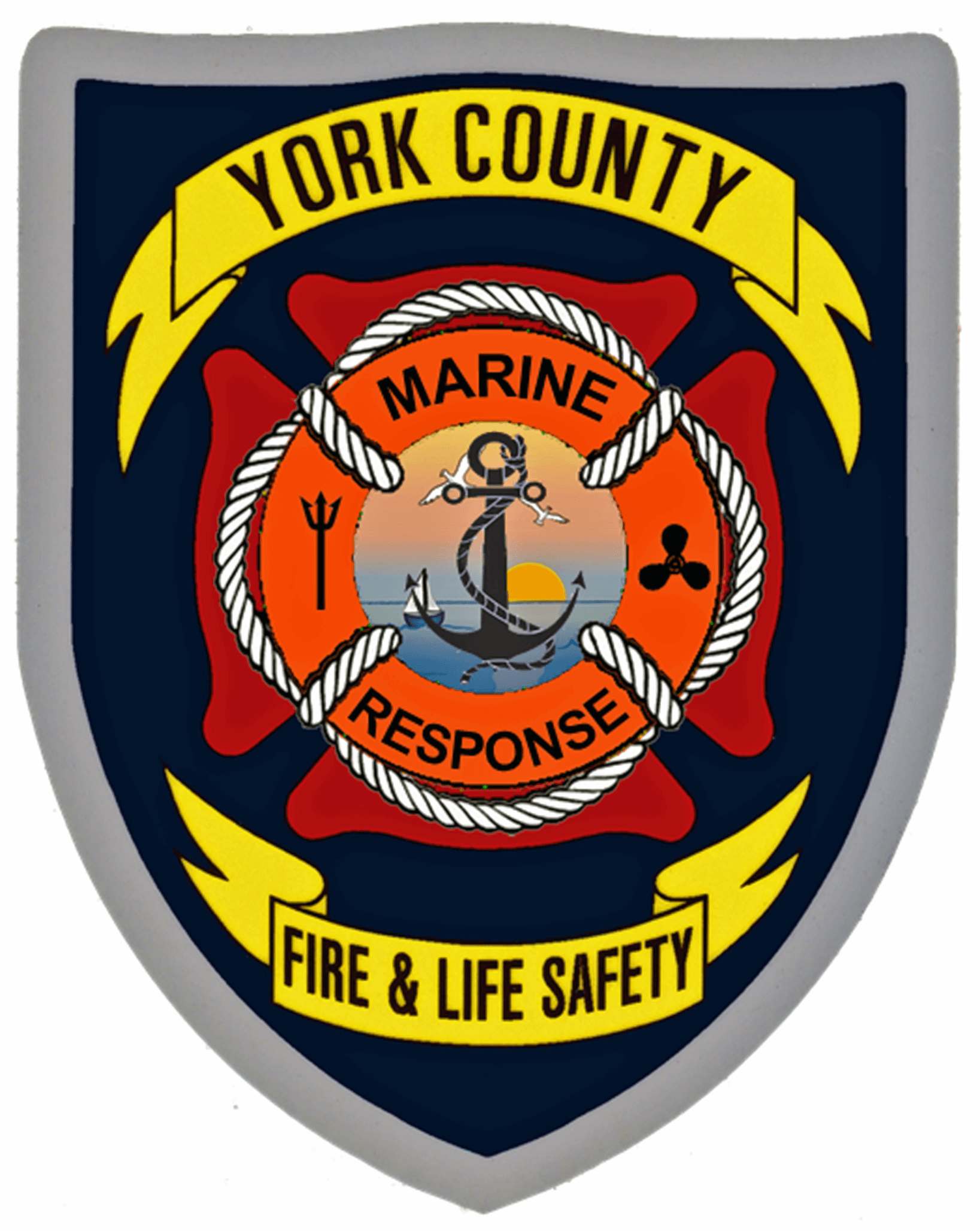 Maritime Incident Response Team Logo
