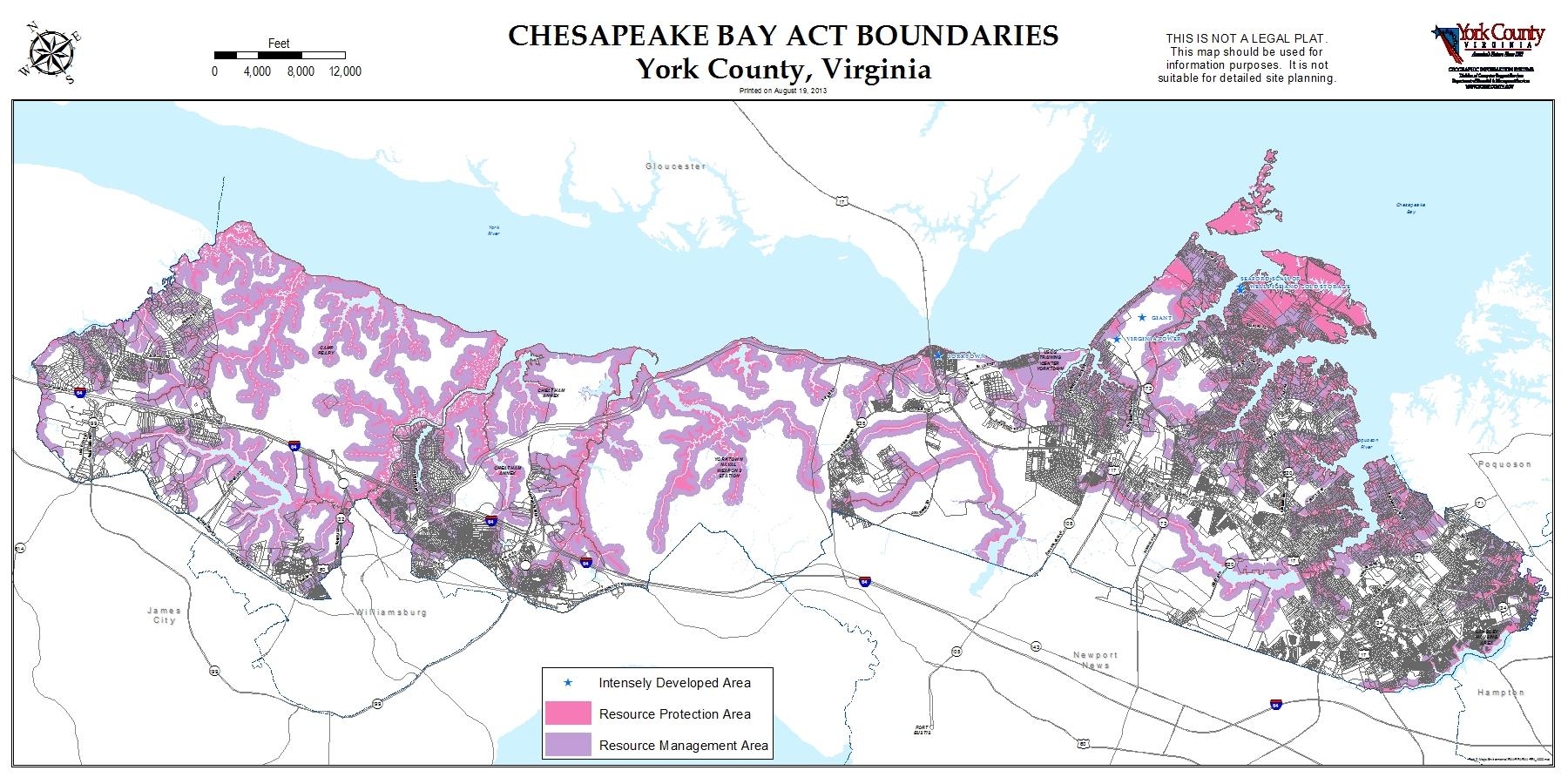 Chesapeake Bay Protection Act - Large