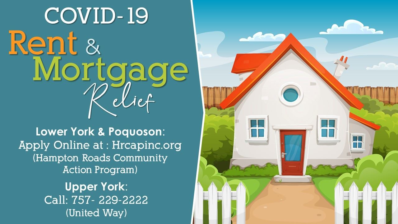 COVID19 Rent / Mortgage Relief